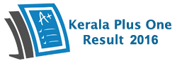 Kerala Plus One Improvement Result 2016