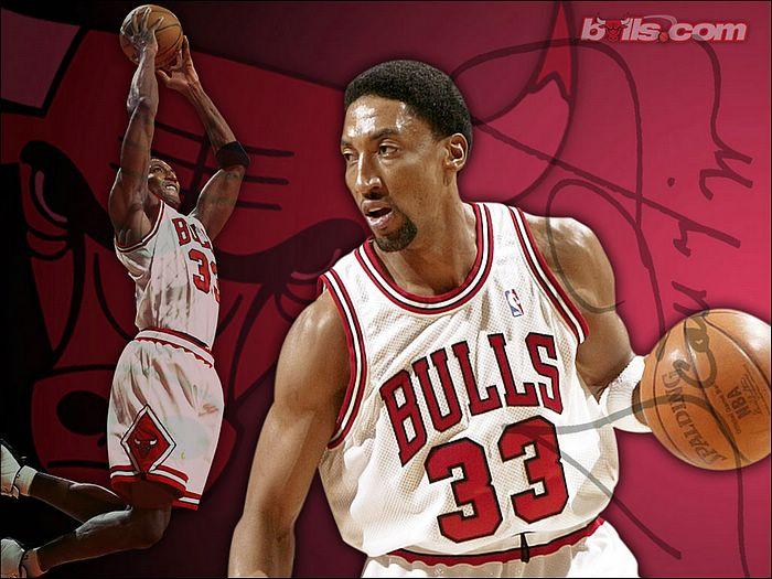 Scottie Pippen Basketball Wallpaper NBA Player Best