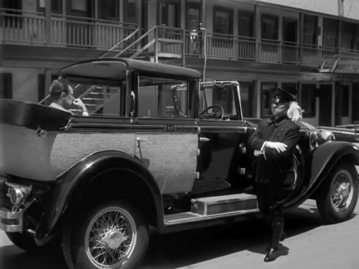 Noir And Chick Flicks Pictures Of The Limousine Used In