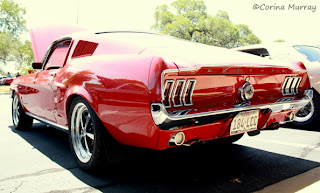 Fastback Ford Mustang