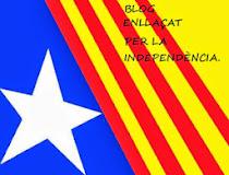 Blog enllaçat per  la independència