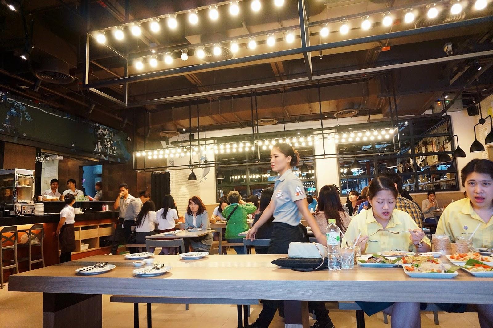 face restaurant bangkok