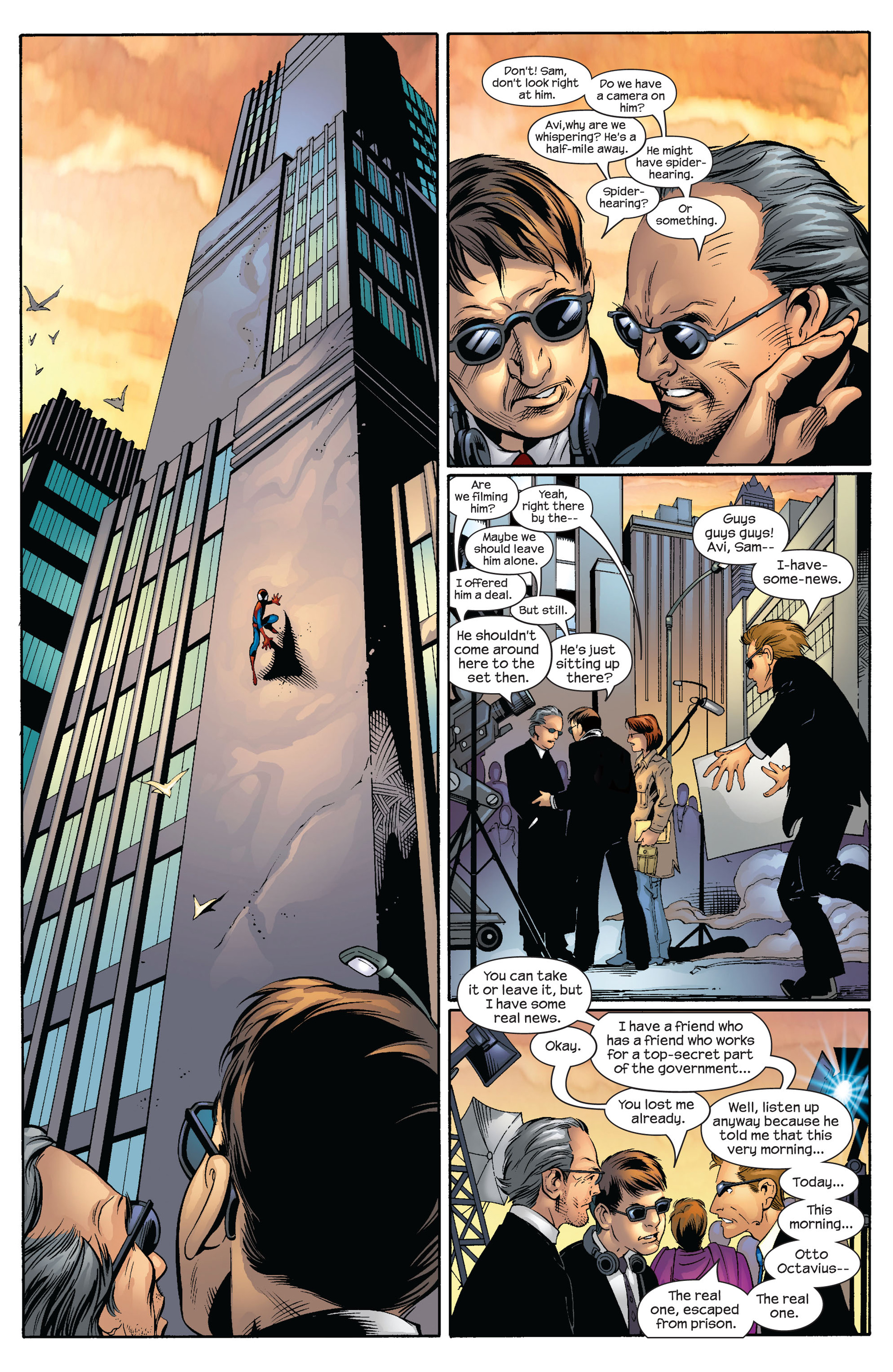 Ultimate Spider-Man (2000) Issue #55 #59 - English 16