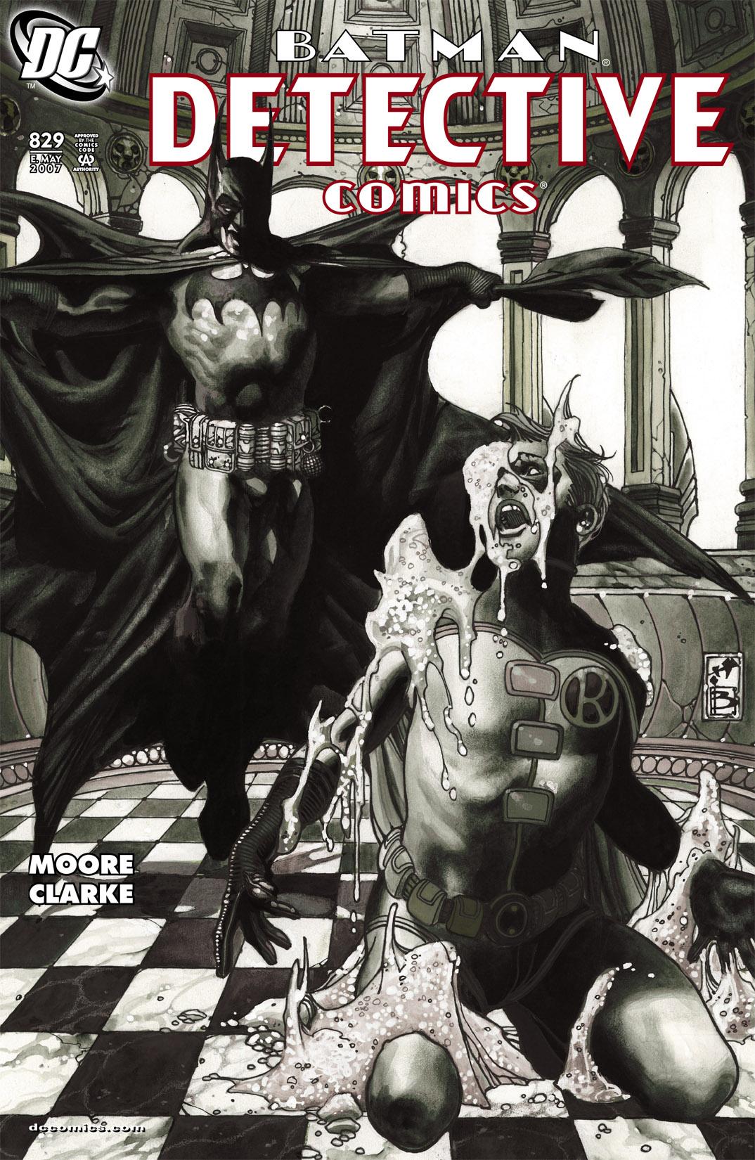 Detective Comics (1937) 829 Page 1