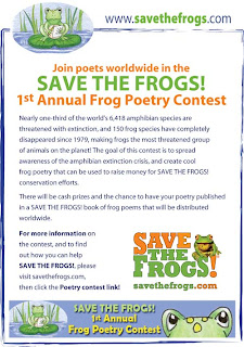 Frog Poetry.