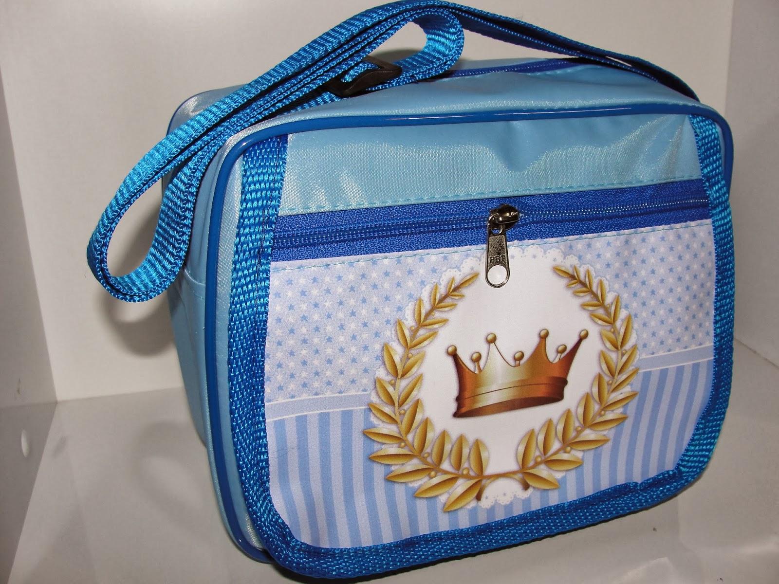 Bolsa De Festa De Aniversario : Belissima bolsas lembrancinha de aniversario pequeno principe