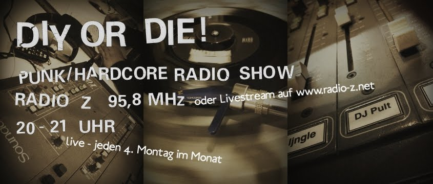 diy or die radio show