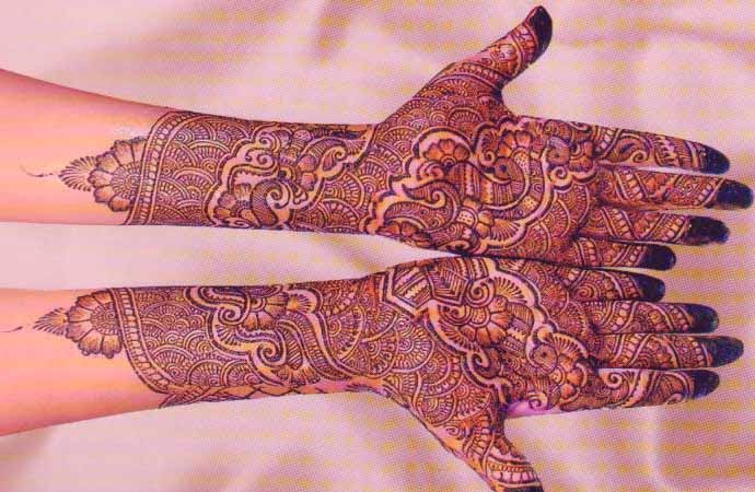 Mehndi Design For Bridal Collection : Mehendi designers in coimbatore mehndi designer bridal