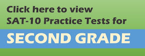 SAT Practice Tests for Second Grade