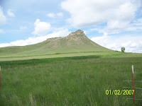 Butte