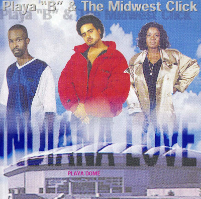 """Playa """"B"""" & The Midwest Click – Indiana Love (Single) (1996) (160 kbps)"""