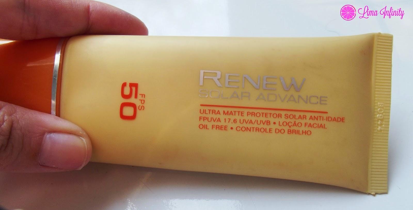 protetor-solar-avon-renew-solar-advance-fps-50-resenha