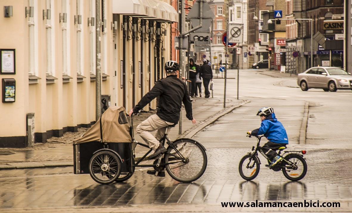 con bici al cole