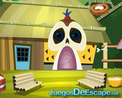 solucion juego Village House Escape guia