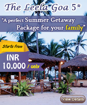 The Leela Goa Summer Package