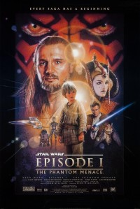 Star wars: Episodio I – La amenaza fantasma 1080p Latino 1 Link MEGA
