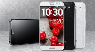 Harga LG Optimus G Pro 6,9 Juta di Indonesia, Spesifikasi