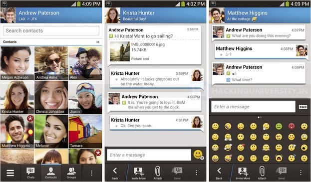 Download BBM For Android App