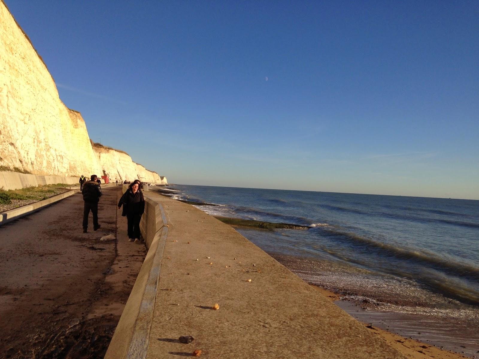 Brighton undercliff path - Tess Agnew