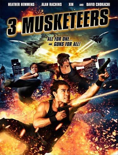 Ver 3 Musketeers (2011) Online