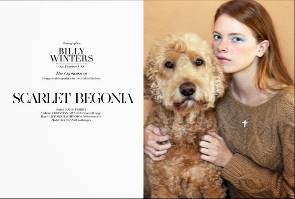 Ava Bean - Cast Images - Fave Magazine - Billy Winters Photos