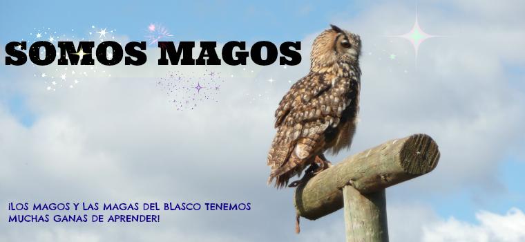 SOMOS MAGOS
