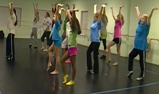jazz dancing class in charlotte nc