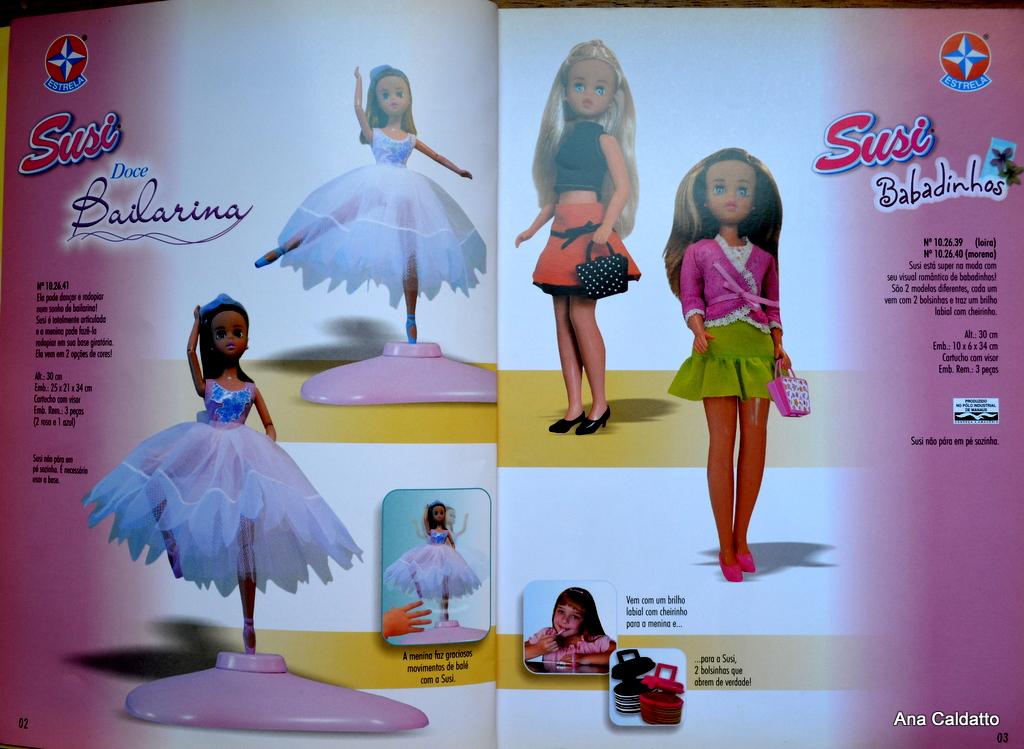 Catálogo Susi 2005