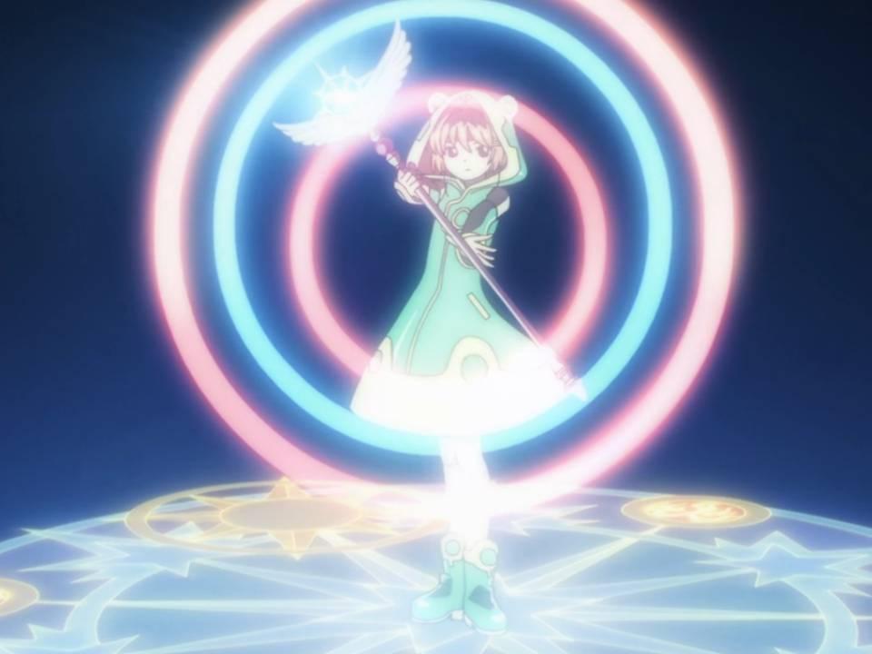 Cardcaptor Sakura: Clear Card-hen Episodio 4