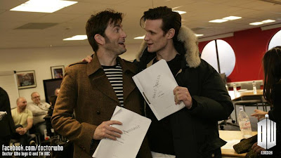 Tenth and Eleventh Doctors