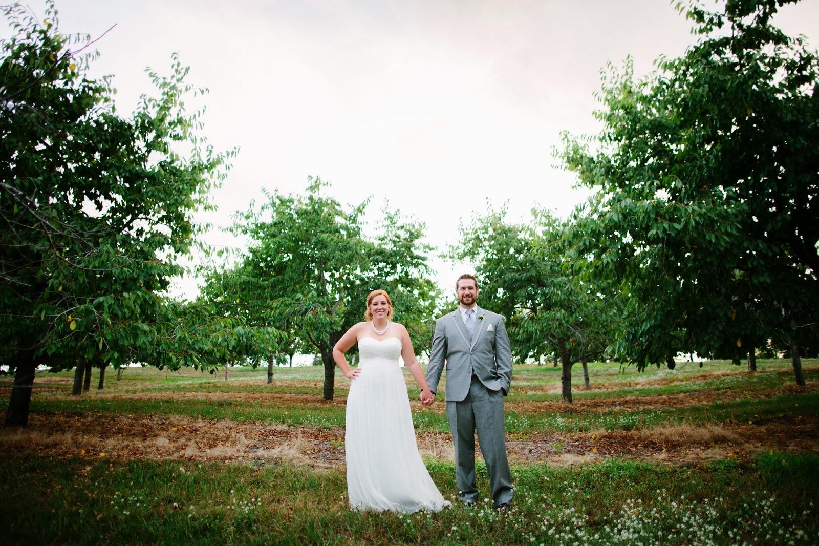 Field Of Flowers Wedding Michigan : The red headed spartan wedding