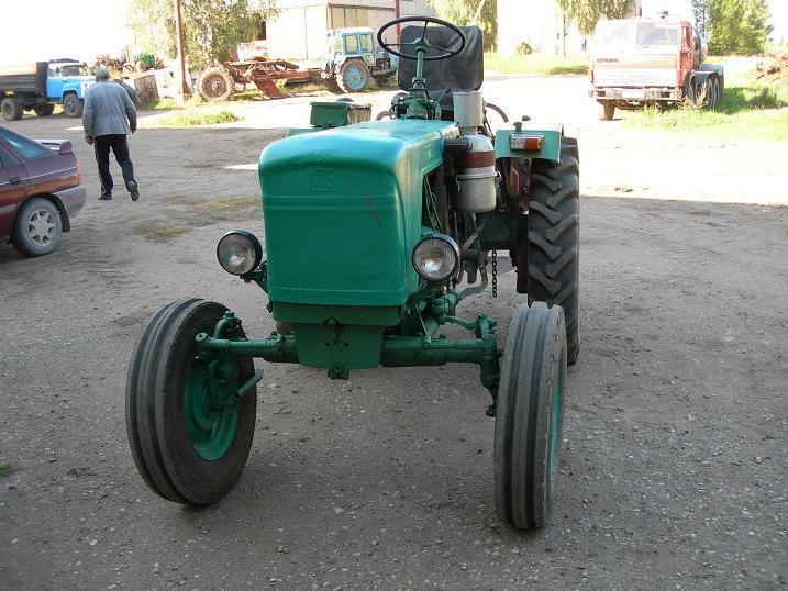 Основное назначение трактора