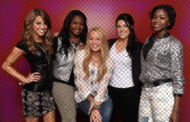 al 5 american idol 2013