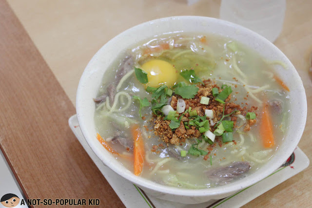 Batchoy Lomi of Ted's Lapaz Batchoy