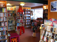 Tackle and Books interior
