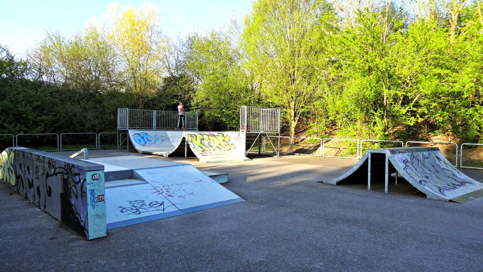 Skatepark Antony
