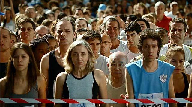 Gente preparada para correr