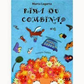 capa do livro Rima ou Combina?