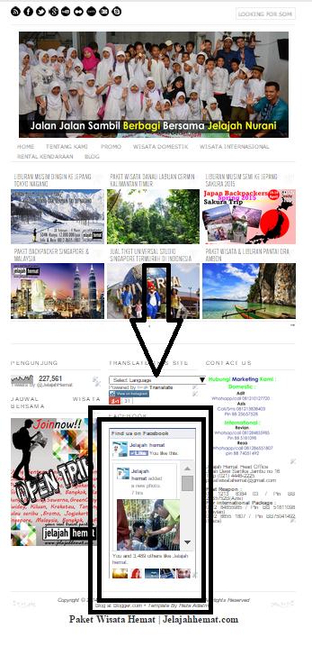 cara menarik pengunjung website dari Facebook dan membuat postingan menarik