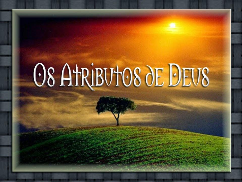Os Atributos de Deus - Rev. Ronald Hanko