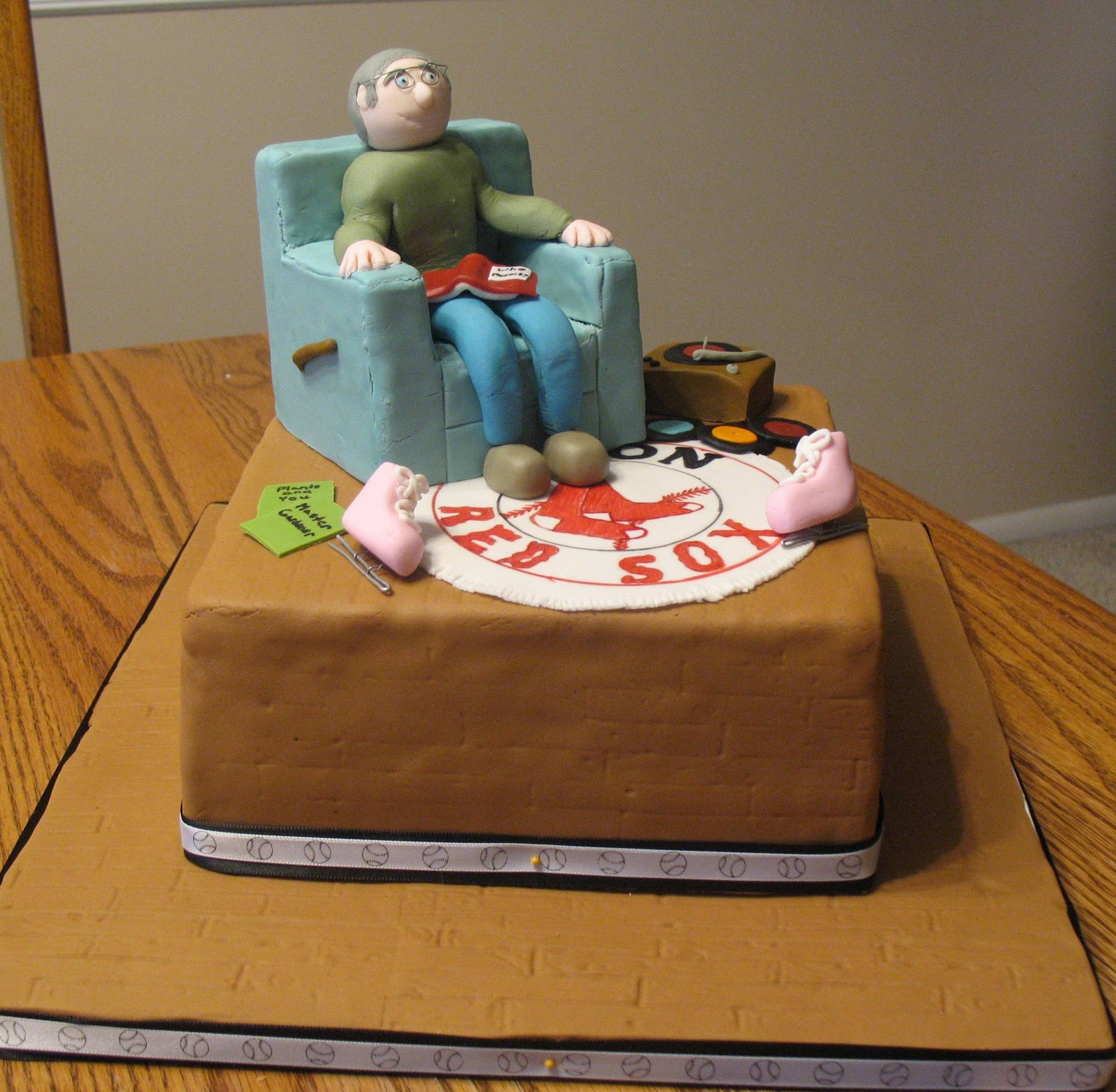 Js Cakes 70th Birthday Cake