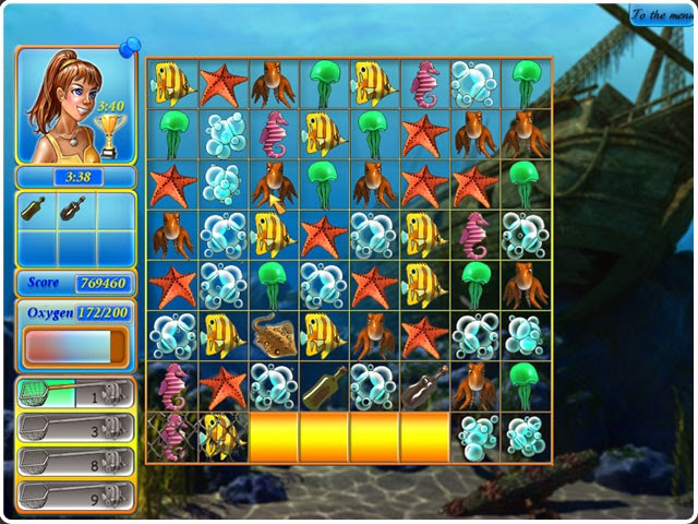 Game Tropical Fish Shop