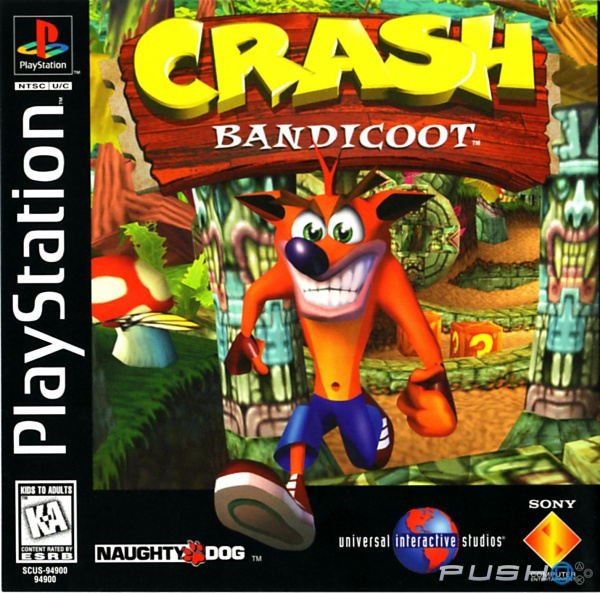 ... do Crash Bandicoot