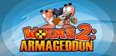 cover Game Worms Armageddon
