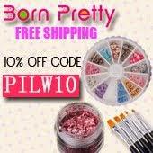 Born Pretty Store kedvezmény