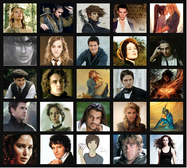Protagonists Lord Of The Rings