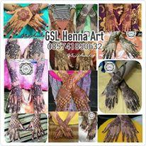 GSL HENNA ART