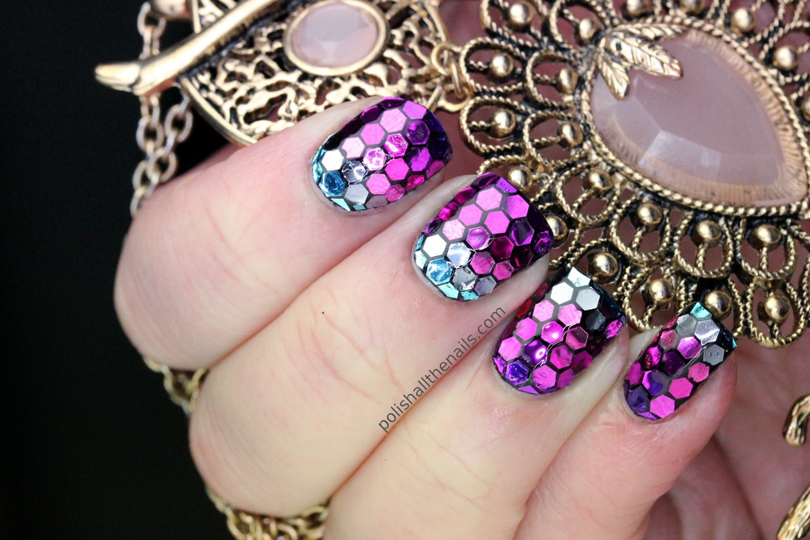 New Trend!!! Mermaid Nails! | Fashion Forbes.