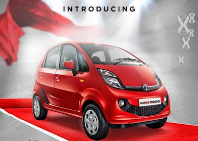 Tata Nano Genx Photo