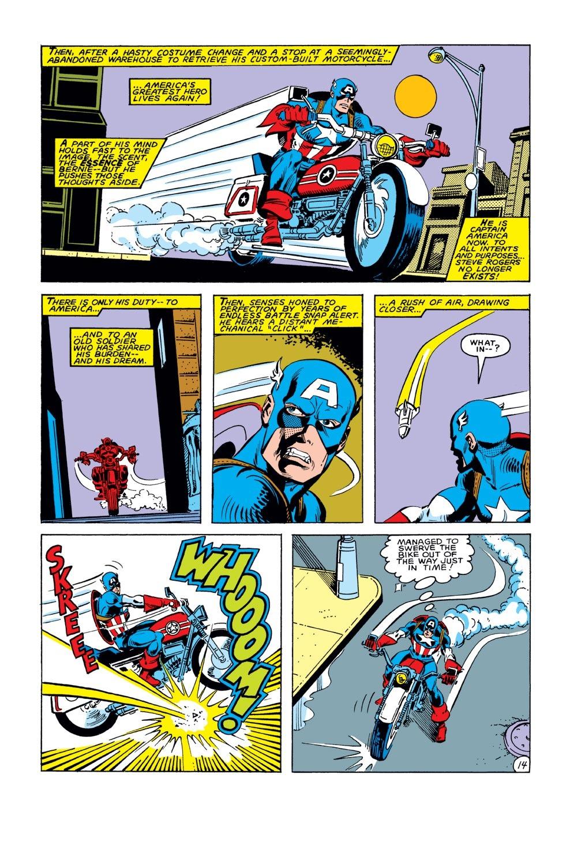 Captain America (1968) Issue #285 #201 - English 15